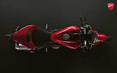 Ducati Streetfighter [3] Wallpaper