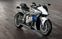Front side view of a BMW K1200R wallpaper 1920x1200 jpg