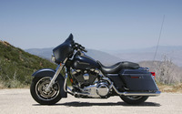 Harley Davidson FLHX Street Glide wallpaper 1920x1200 jpg