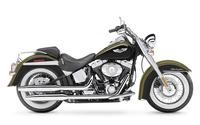 Harley Davidson FLSTN Softail Deluxe wallpaper 1920x1200 jpg