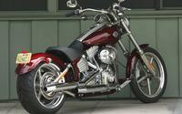 Harley Davidson FXCWC Rocker C wallpaper 1920x1200 jpg