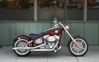 Harley Davidson FXCWC Rocker C Softail [3] wallpaper 1920x1200 jpg