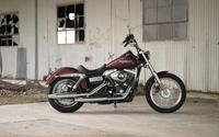 Harley Davidson FXDB Dyna Street Bob [2] wallpaper 1920x1200 jpg