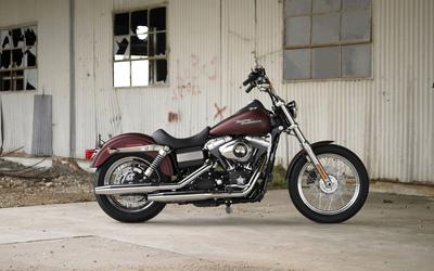 Harley Davidson FXDB Dyna Street Bob [2] wallpaper