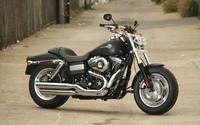 Harley Davidson FXDF Dyna Fat Bob wallpaper 1920x1200 jpg