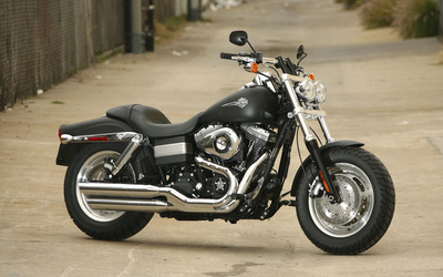 Harley Davidson FXDF Dyna Fat Bob wallpaper