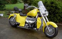 Harley Davidson motorbike wallpaper 1920x1200 jpg