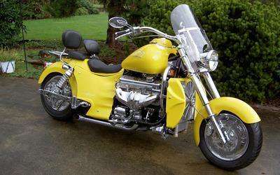 Harley Davidson motorbike wallpaper