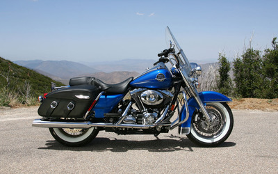 Harley Davidson Road King Classic [2] wallpaper