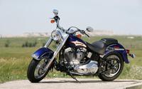 Harley Davidson Softail wallpaper 1920x1200 jpg
