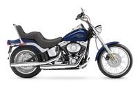 Harley Davidson Softail Custom FXSTC [2] wallpaper 1920x1200 jpg