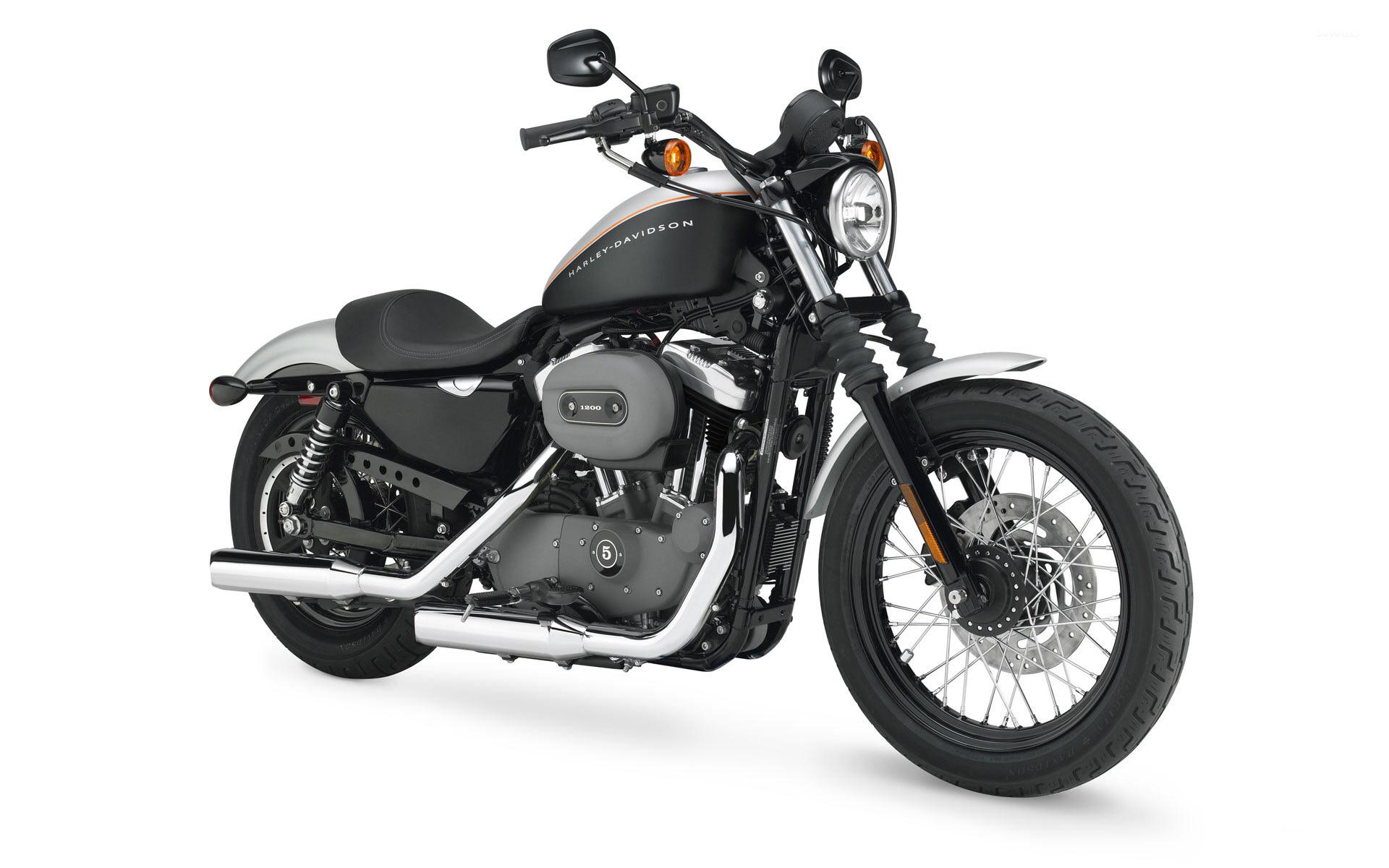 Harley Davidson Sportster Iron 883 Wallpaper Motorcycle Wallpapers