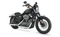 Harley Davidson Sportster Iron 883 wallpaper 1920x1200 jpg