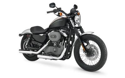 Harley Davidson Sportster Iron 883 wallpaper