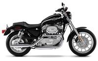 Harley Davidson Sportster XL1200C Custom wallpaper 1920x1200 jpg