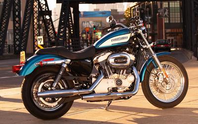 Harley Davidson Sportster XL1200R wallpaper