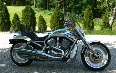 Harley Davidson VRSC wallpaper