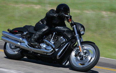 Harley Davidson VRSCAW V-Rod wallpaper