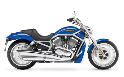 Harley Davidson VRSCF V-Rod Muscle [3] wallpaper
