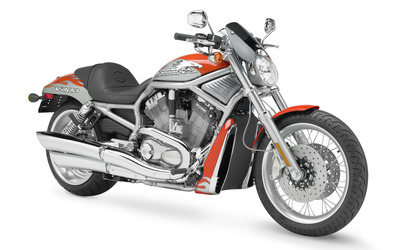 Harley Davidson VRSCF V-Rod Muscle [2] wallpaper