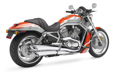 Harley Davidson VRSCF V-Rod Muscle [4] wallpaper