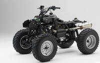 Honda ATV without body wallpaper 1920x1080 jpg