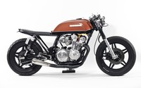 Honda CB750 side view wallpaper 2880x1800 jpg