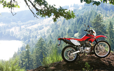 Honda CRF230L wallpaper
