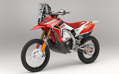 Honda CRF450 Rally wallpaper