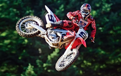 Honda CRF450R wallpaper