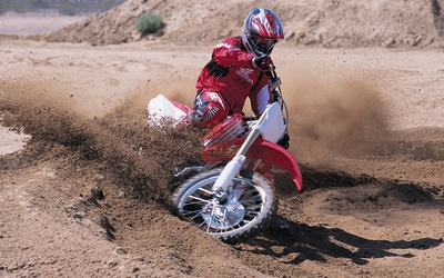 Honda CRF450R [4] wallpaper