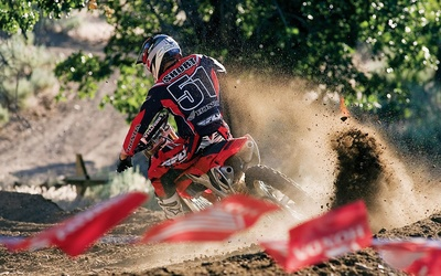 Honda CRF450R [3] wallpaper