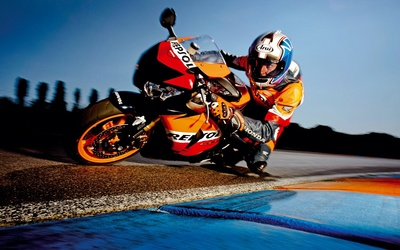 Honda RC212V wallpaper