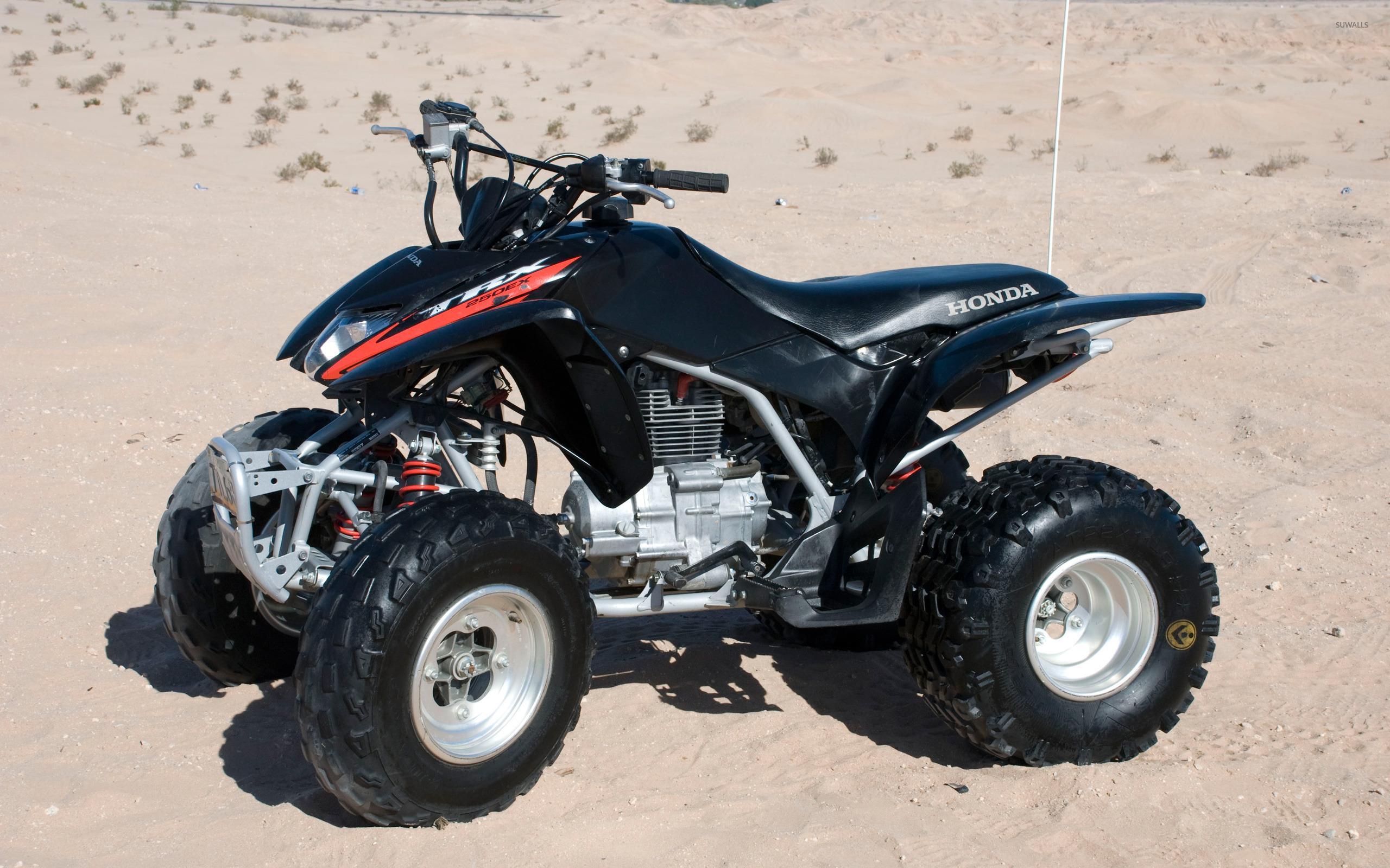 Motor de fundo Honda recon trx 250