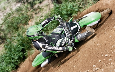 Kawasaki KX250F [5] wallpaper