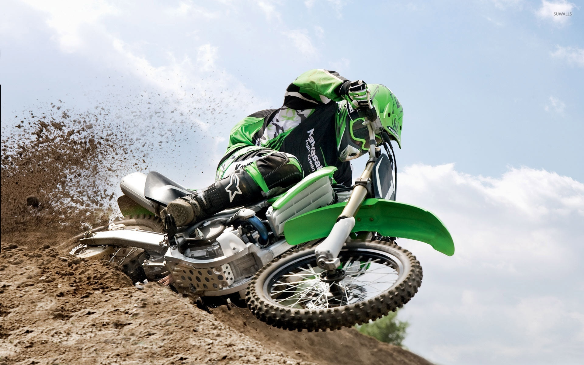 Kawasaki Kx450f 5 Wallpaper Motorcycle Wallpapers 23911