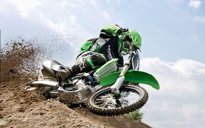 Kawasaki KX250F [2] wallpaper