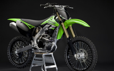 Kawasaki KX250F wallpaper