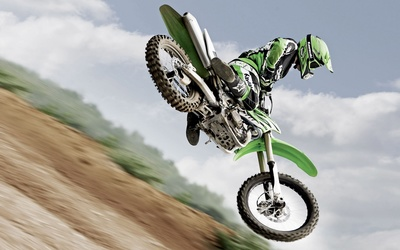 Kawasaki KX450F wallpaper