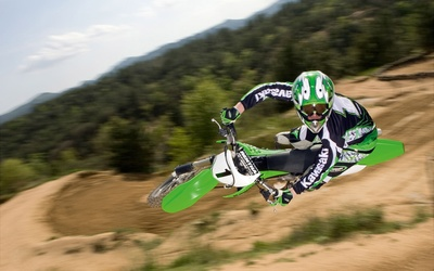 Kawasaki KX450F [5] wallpaper