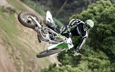 Kawasaki KX450F [3] wallpaper