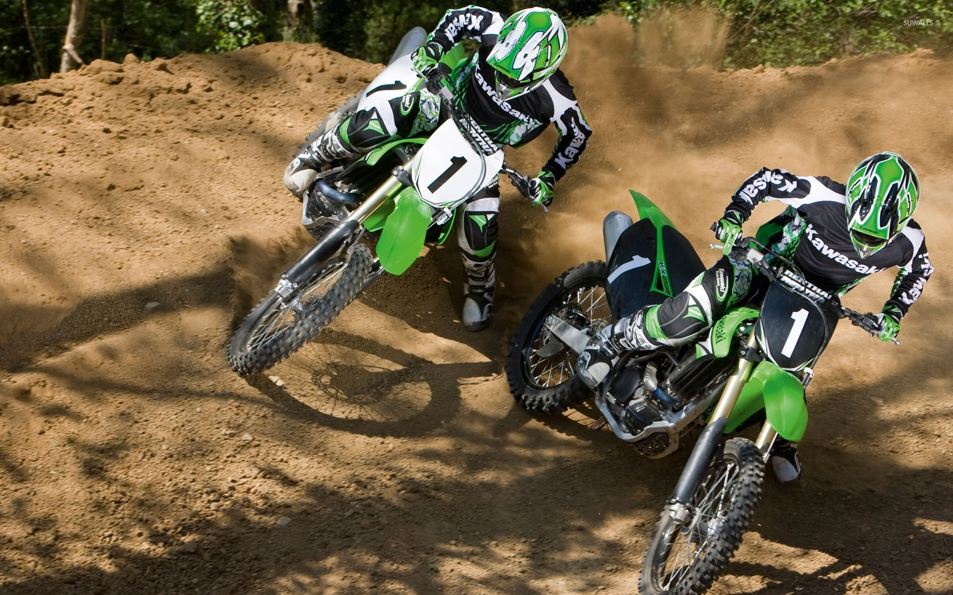 Kawasaki Kx450f 4 Wallpaper Motorcycle Wallpapers 24058