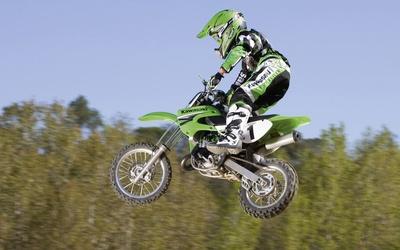 Kawasaki KX65 [2] wallpaper