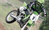 Kawasaki KX85 wallpaper 1920x1200 jpg