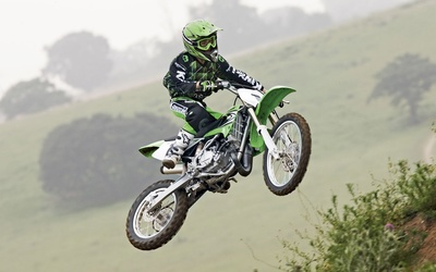 Kawasaki KX85 [2] wallpaper