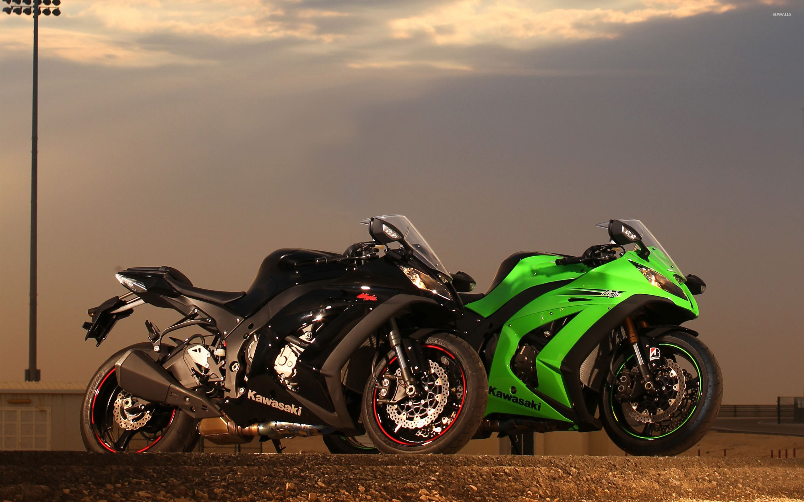 Kawasaki Ninja 1000 [3] wallpaper - Motorcycle wallpapers - #7925