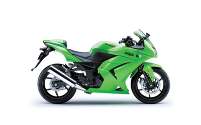 Kawasaki Ninja 250R wallpaper