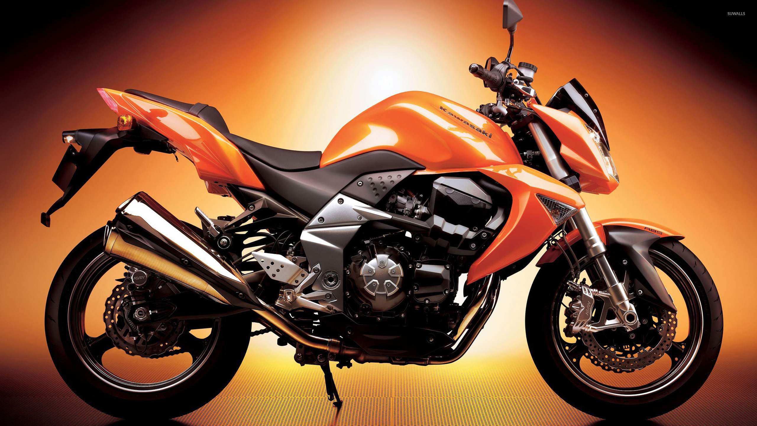 Kawasaki Z1000 wallpaper - Motorcycle wallpapers - #11347