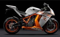 KTM 1190 RC8 [2] wallpaper 1920x1200 jpg