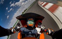 KTM 1190 RC8 dashboard wallpaper 1920x1200 jpg
